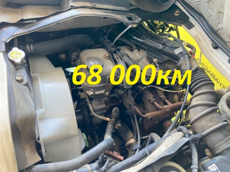 Двигатель Mazda Bongo SE58T D5 1994 (б/у)