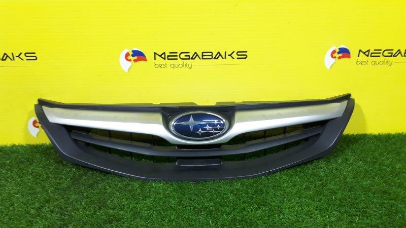 Решетка радиатора Subaru Impreza GH3 II MODEL (б/у)