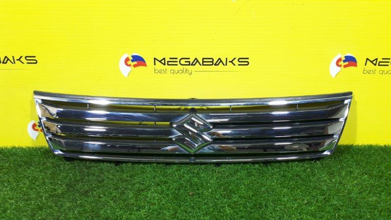 Решетка радиатора Suzuki Wagon R MH34 2012 (б/у)