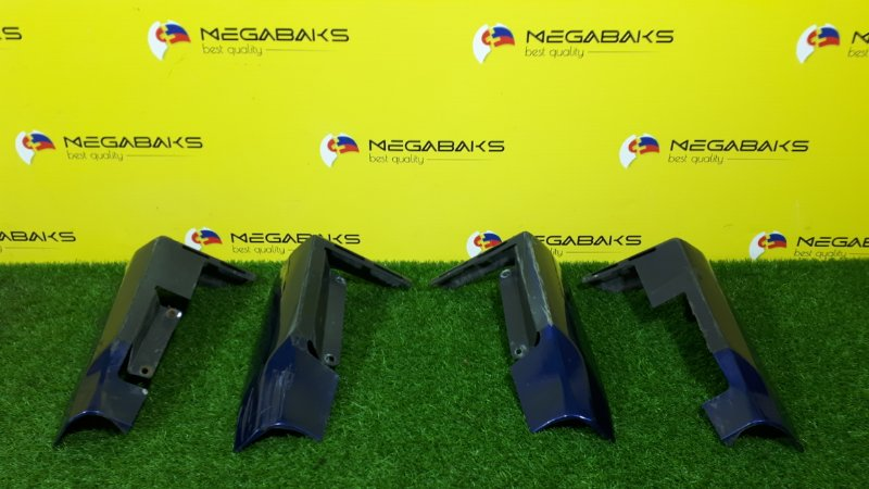 Накладка на бампер Subaru Legacy BH5 (б/у)