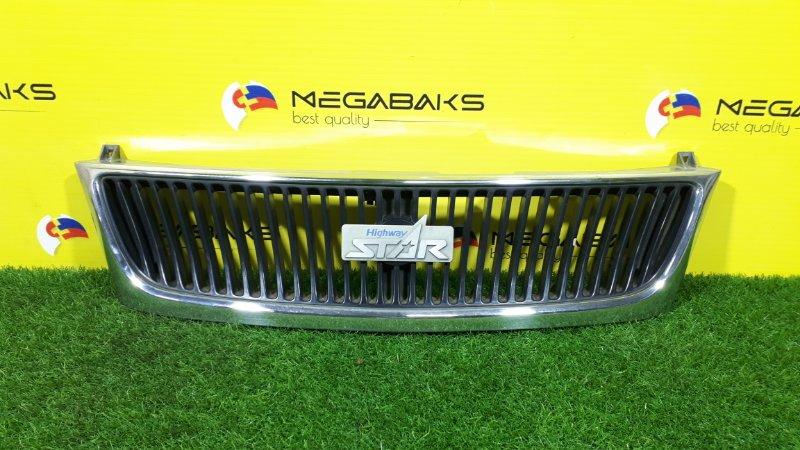 Решетка радиатора Nissan Largo CW30 HIGHWAY STAR (б/у)