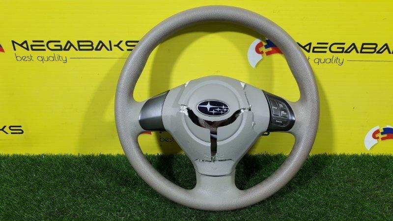 Руль Subaru Exiga YA5 (б/у)