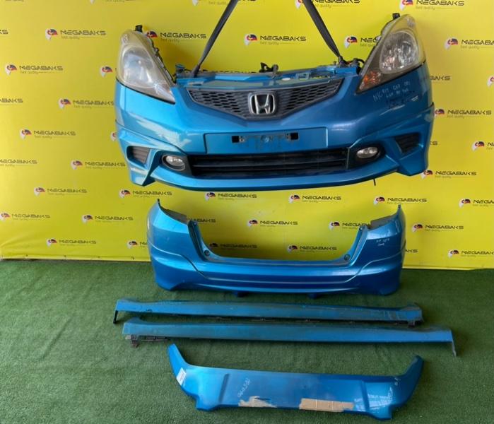 Nose cut Honda Fit GE7 L13A I MODEL, MODULO (б/у)