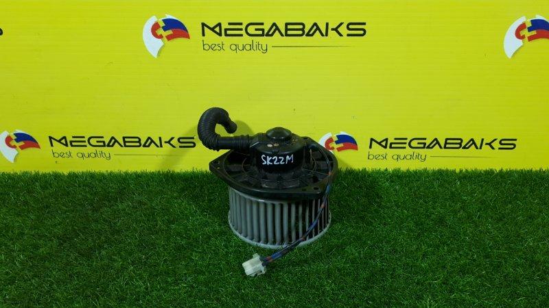 Мотор печки Mazda Bongo SK22M (б/у)