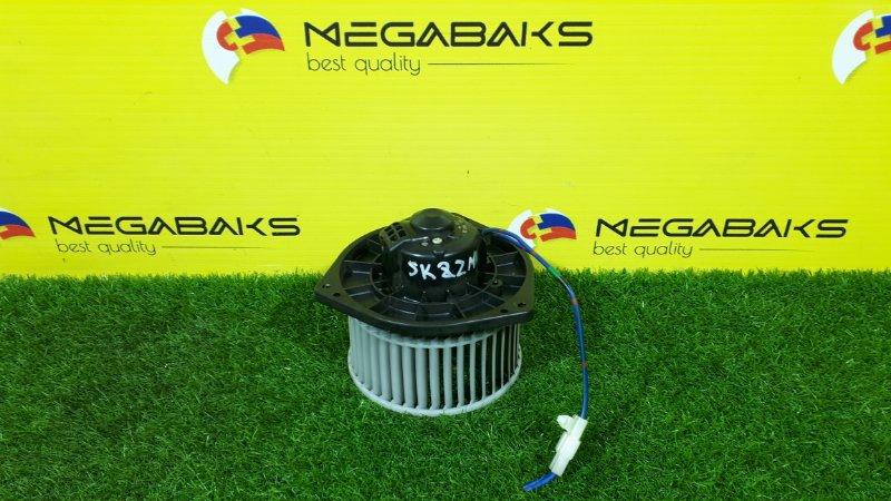 Мотор печки Mazda Bongo SK82MN (б/у)