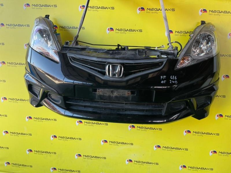 Nose cut Honda Fit GE6 L13A I MODEL, MODULO (б/у)