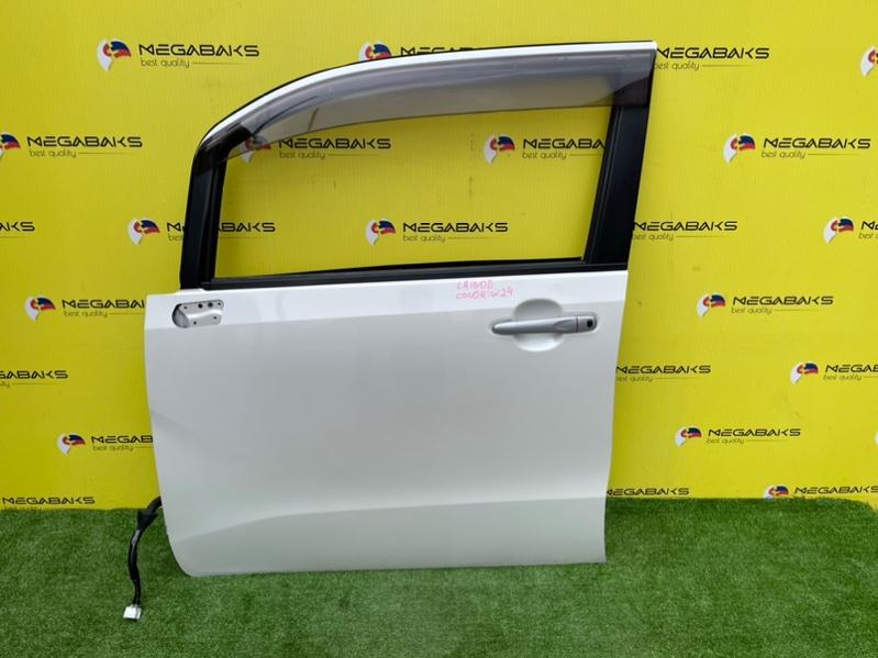 Дверь Daihatsu Move LA150S передняя левая (б/у)