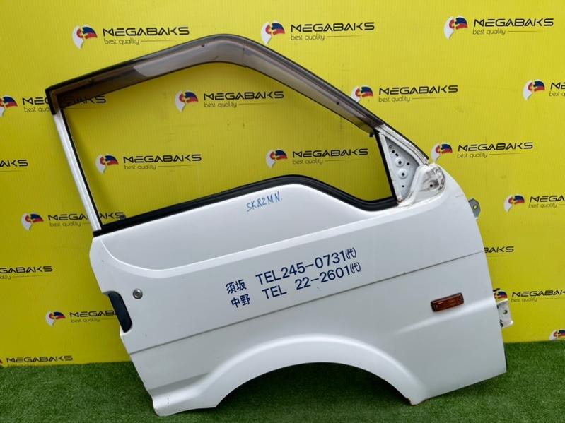 Дверь Mazda Bongo SK82MN передняя правая (б/у)