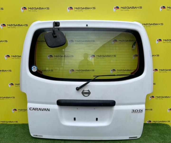 Дверь задняя Nissan Caravan E25 (б/у)