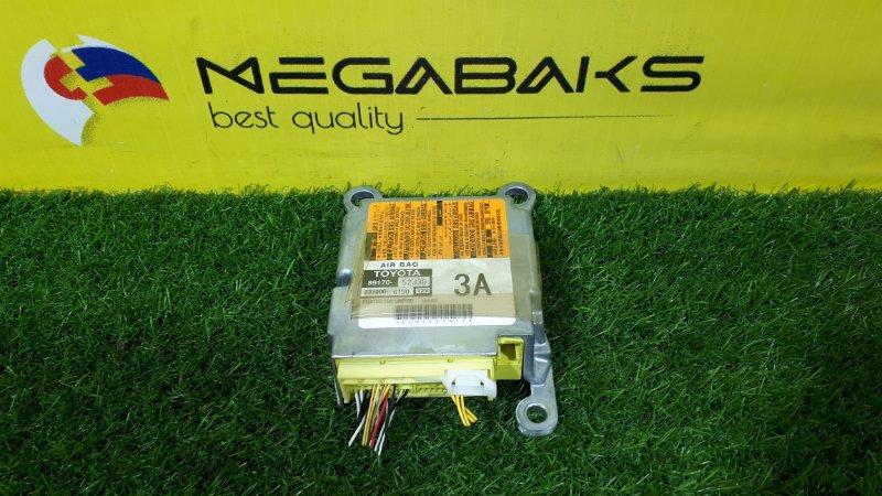 Блок управления airbag Toyota Aqua NHP10 1NZ-FXE (б/у)