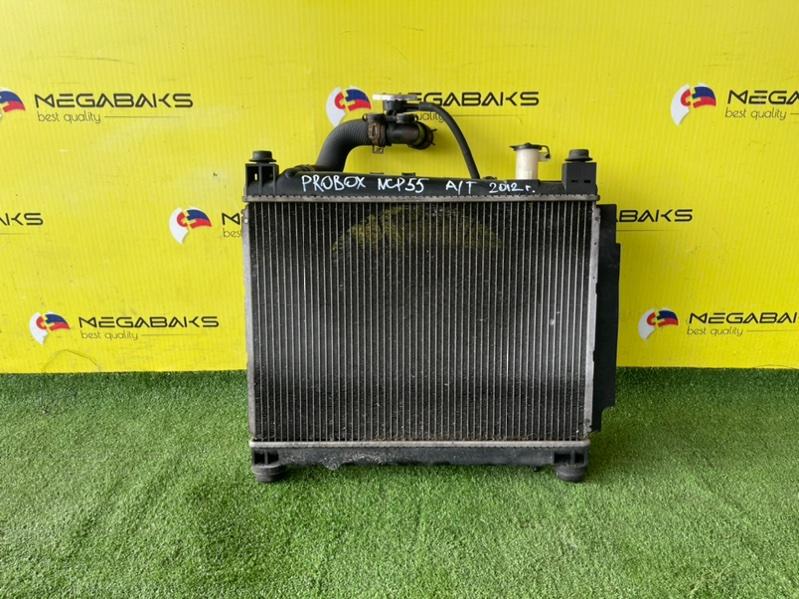Радиатор основной Toyota Probox NCP55 1NZ-FE 2012 (б/у)