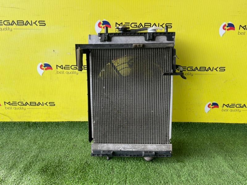 Радиатор основной Daihatsu Move LA110S KF (б/у)