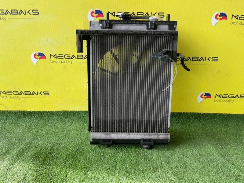 Радиатор основной Daihatsu Mira E:s LA310S KF (б/у)