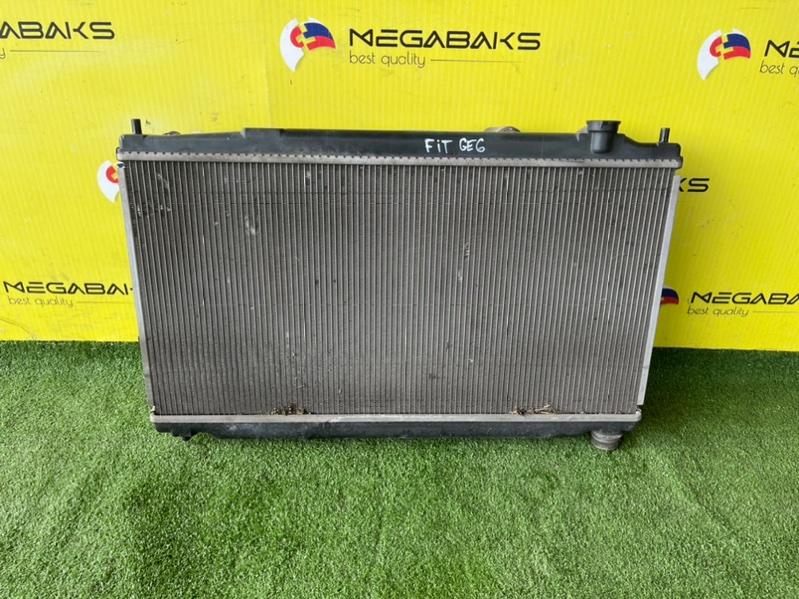Радиатор основной Honda Fit GE6 (б/у)