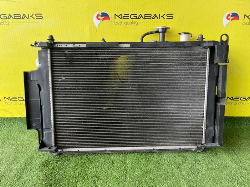 Радиатор основной Toyota Aqua NHP10 1NZ-FXE (б/у)