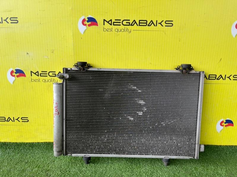 Радиатор кондиционера Toyota Probox NCP50 1NZ 2012 (б/у)