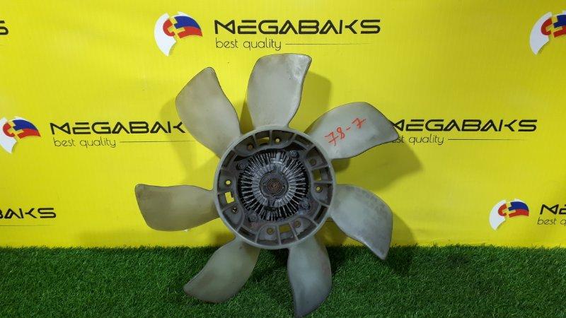 Вискомуфта Toyota Mark Ii GX110 1G-FE (б/у)