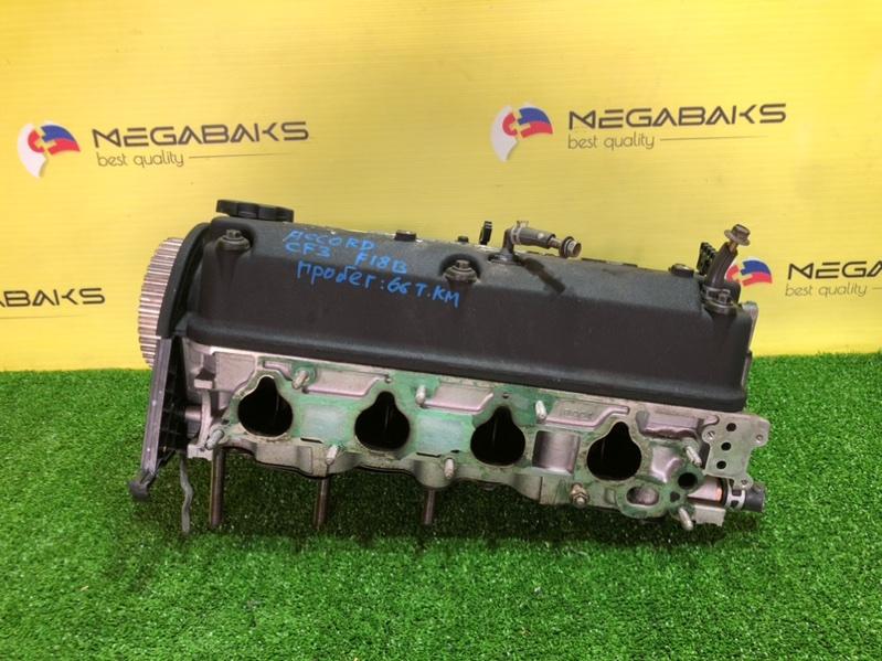 Головка блока цилиндров Honda Accord CF3 F18B (б/у)