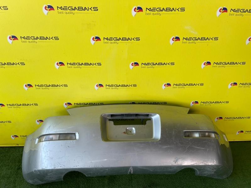 Бампер Nissan Fairlady Z Z33 задний +ЖЕСТКОСТЬ (б/у)