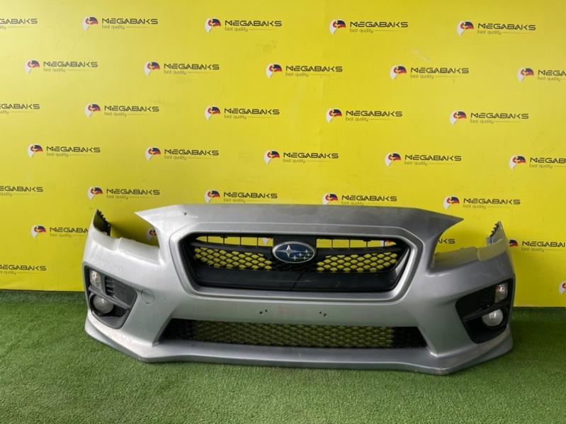 Бампер Subaru Impreza Wrx VAB EJ20Y передний (б/у)