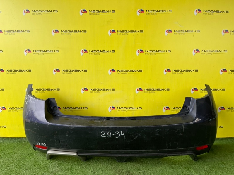 Бампер Subaru Impreza Wrx Sti GRF задний (б/у)