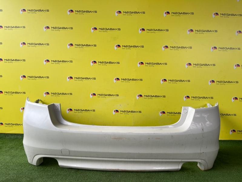 Бампер Subaru Legacy BN9 FB25 задний (б/у)