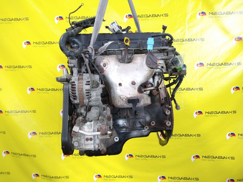 Двигатель Nissan Expert VNW11 QG18DE 2002 Б/Н (б/у)
