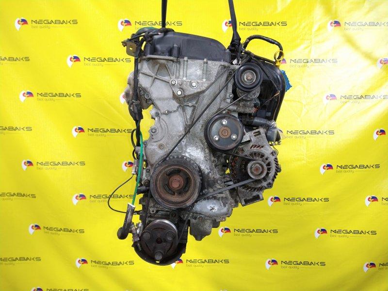 Двигатель Mazda Premacy CREW LF-DE 2006 719858 (б/у)