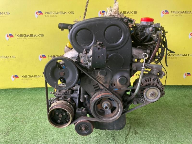 Двигатель Mitsubishi Lancer CD3A 4G91 1995 DL0191 (б/у)