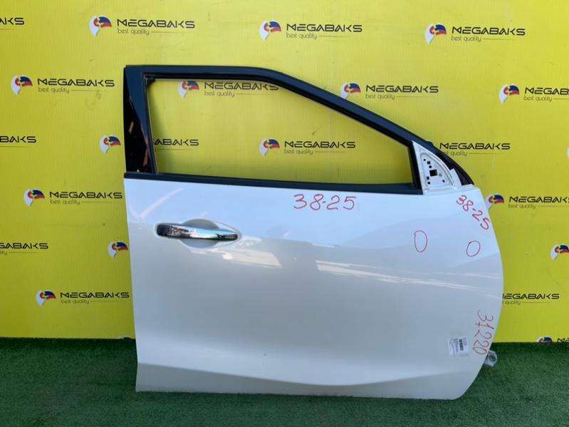 Дверь Nissan Lannia U15Z HR16 2015 передняя правая (б/у)