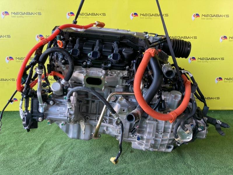 Двигатель Honda Legend KC2 JNB 2015 1120125 (б/у)