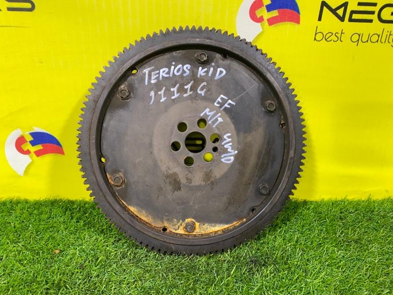 Маховик Daihatsu Terios Kid J111G EF (б/у)
