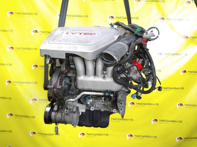 Двигатель Honda Odyssey RB2 K24A 2006 5808126 (б/у)