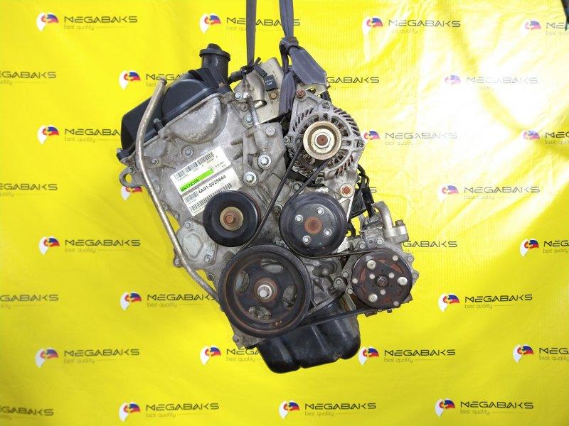 Двигатель Mitsubishi Colt Z23A 4A91 2006 0025844 (б/у)