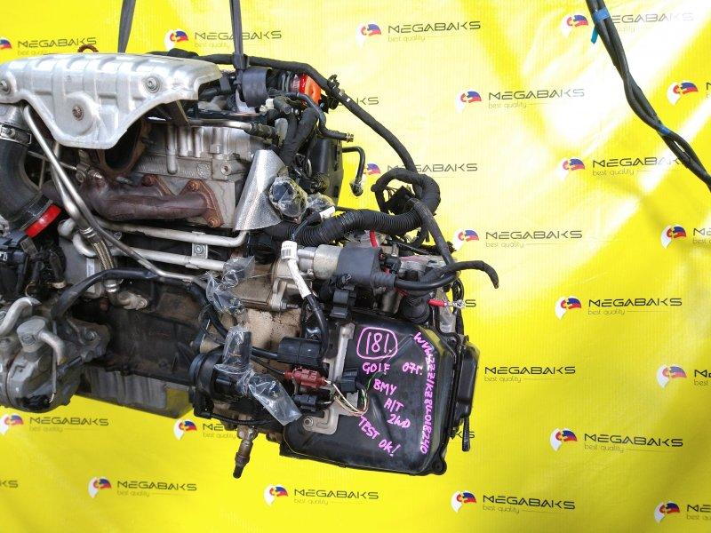 Акпп Volkswagen Golf MK5 BMY 2007 KNF (б/у)