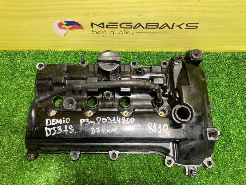 Клапанная крышка Mazda Demio DJ3FS P3 (б/у)