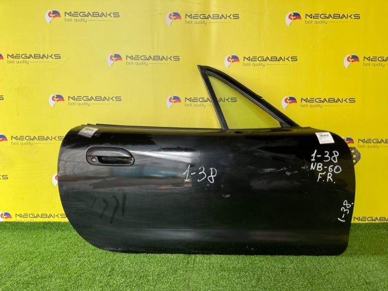 Дверь Mazda Roadster NB6C передняя правая (б/у)
