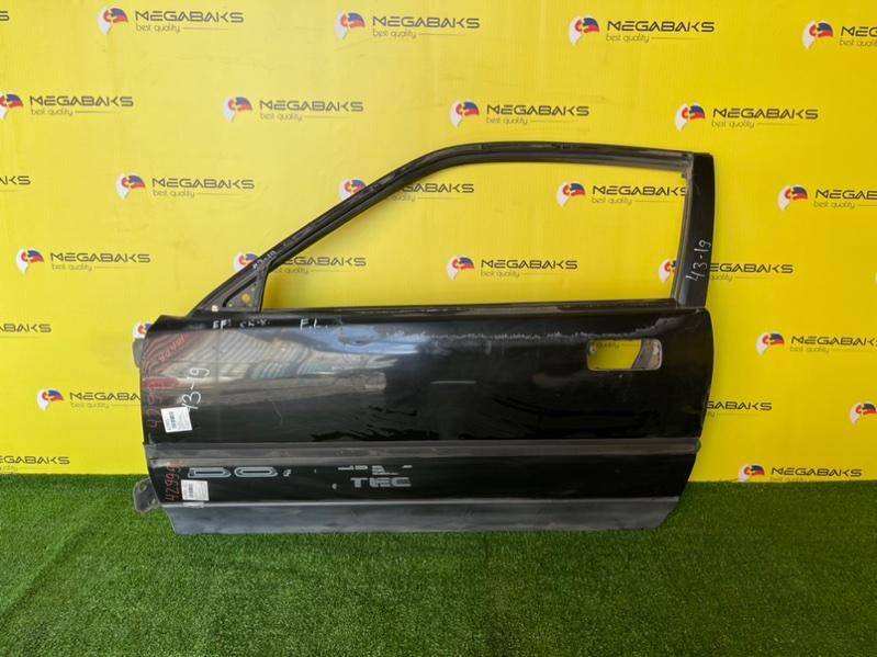 Дверь Honda Cr-X EF6 передняя левая (б/у)