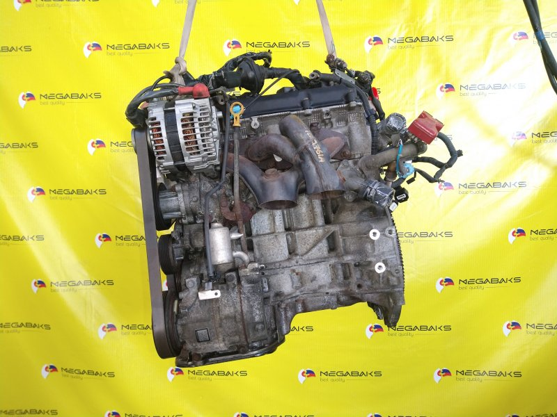 Двигатель Nissan X-Trail NT30 QR20DE 2002 159761A (б/у)