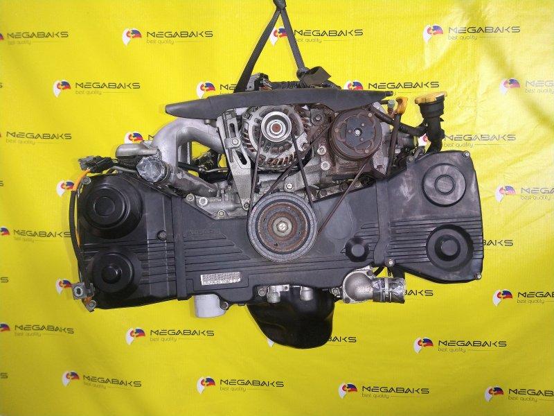 Двигатель Subaru Exiga YA5 EJ204 2008 D512865 (б/у)