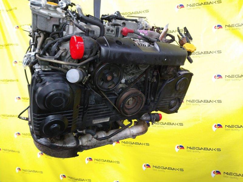 Двигатель Subaru Forester SG5 EJ205 2004 C240257 (б/у)