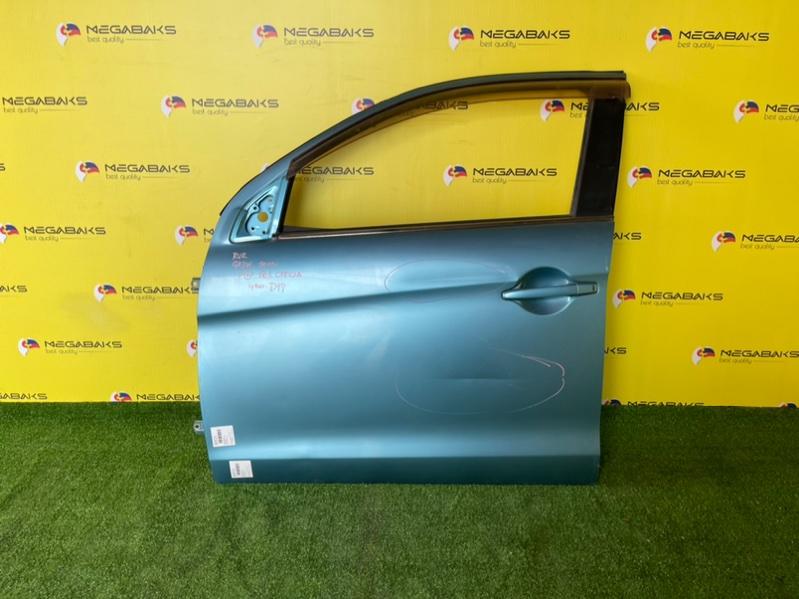 Дверь Mitsubishi Rvr GA3W передняя левая (б/у)