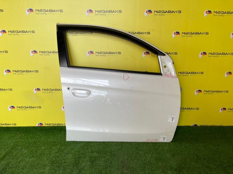 Дверь Mitsubishi Mirage A05A передняя правая (б/у)