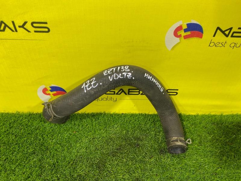 Патрубок радиатора Toyota Voltz ZZE138 1ZZ-FE (б/у)