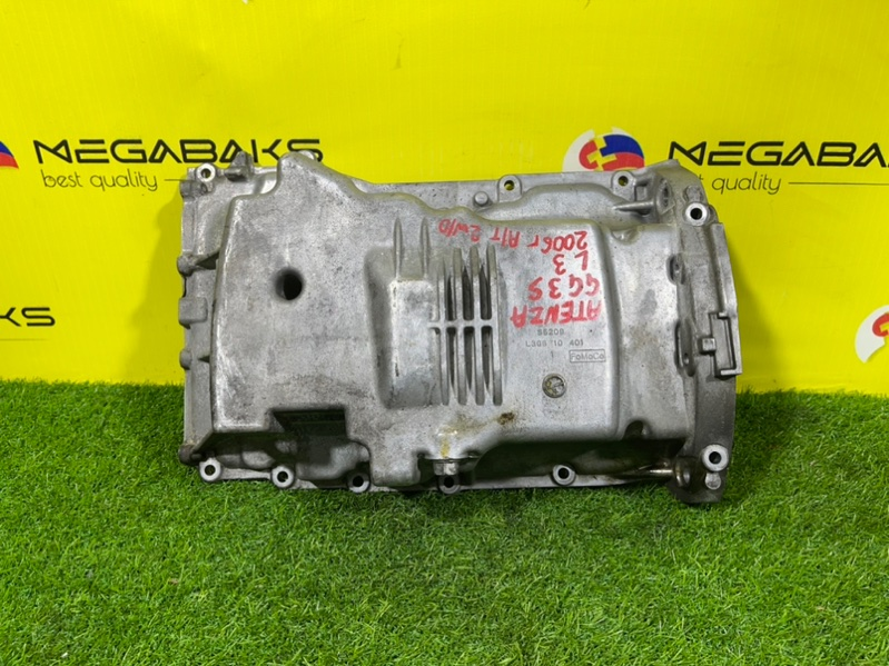 Поддон Mazda Atenza GG3S L3-VE 2006 (б/у)