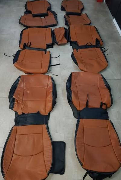 Чехол на кресло Subaru Exiga YA5 (б/у)