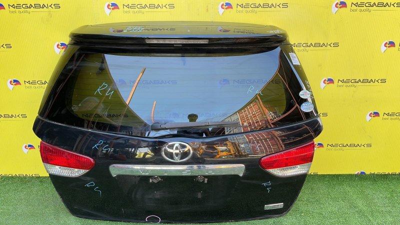Дверь задняя Toyota Wish ZGE20 CAMERA (б/у)