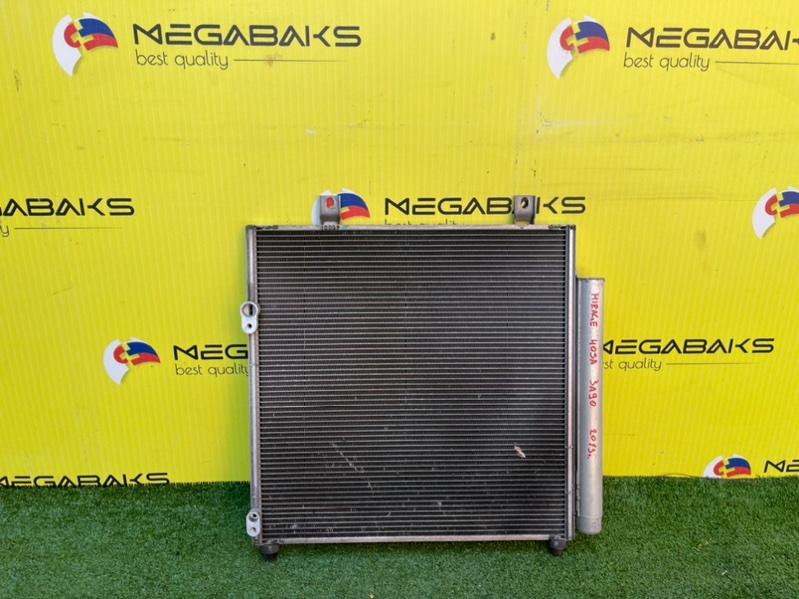 Радиатор кондиционера Mitsubishi Mirage A05A 3A90 2013 (б/у)