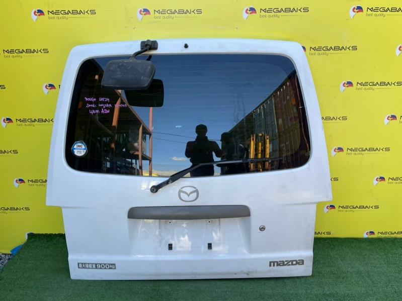 Дверь задняя Mazda Bongo SKF2M (б/у)