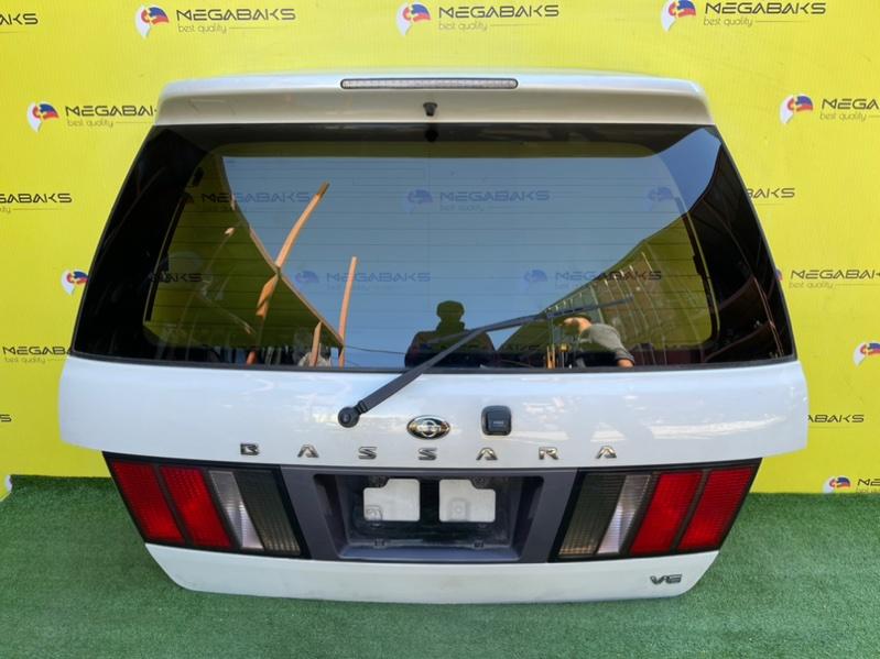 Дверь задняя Nissan Bassara JHU30 CAMERA (б/у)